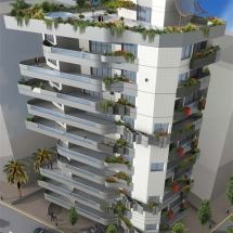 Srour residential bldg - Louis Saade Architects