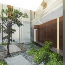 Al kindi private residence - Louis Saade Architects
