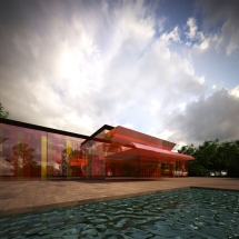 Private Club - Louis Saade Architects