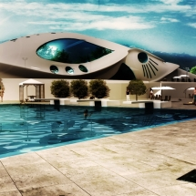 Yacht Club - Louis Saade Architects