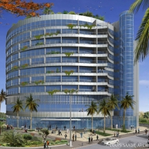 The Alep Hotel - Louis Saade Architects
